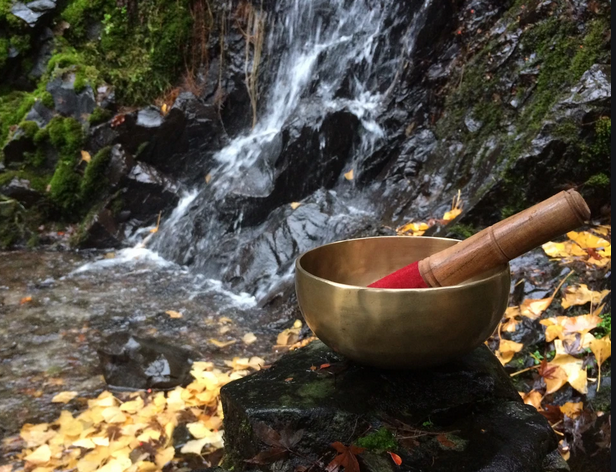 first chakra singing bowl