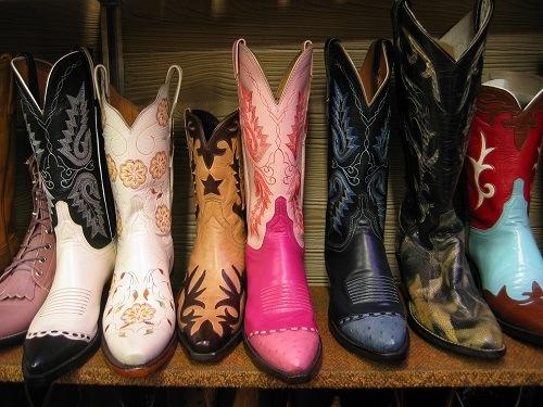 Cowboy-Boots-Color